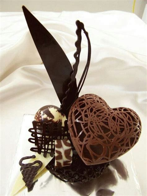 artistry in gourmet chocolate delicacies for fine d 233 serts cœur and shops on pinterest