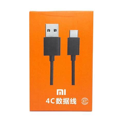 Kabel Data Type C Xiaomi Usb Type C jual kabel data xiaomi tipe c 2a original fast charging