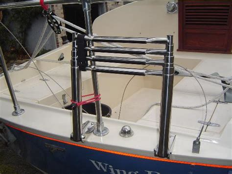 boat ladder bungee matilda 20 boarding ladder