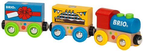 brio train sets for toddlers brio birthday train baby toddler child wooden magnetic toy