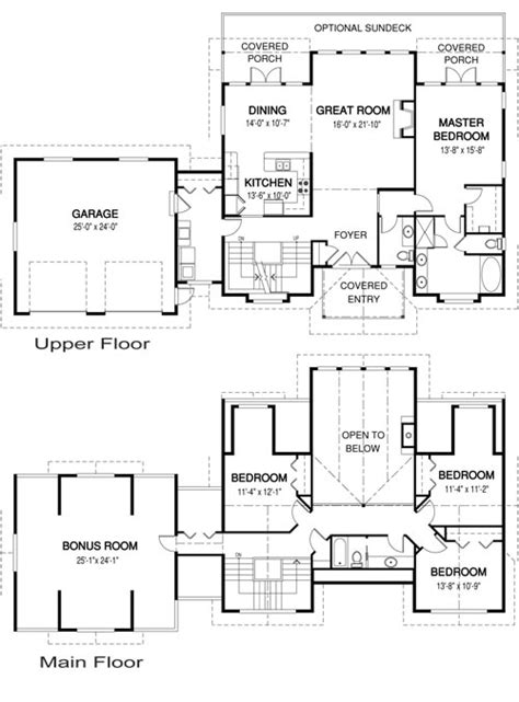 house plans the cedar homes