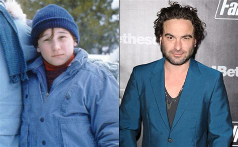 johnny galecki ellen national loon s christmas vacation where are they