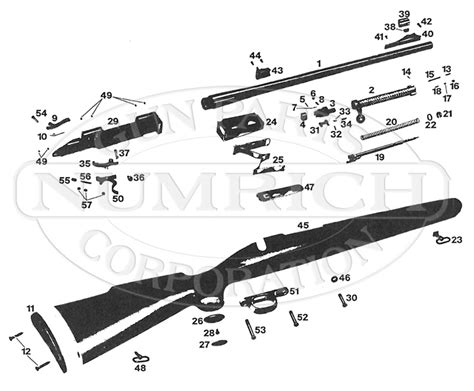 Winchester Model 70a Parts Diagram Downloaddescargar Com