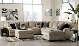 Katisha Platinum Sectional Review Ashley Furniture At
