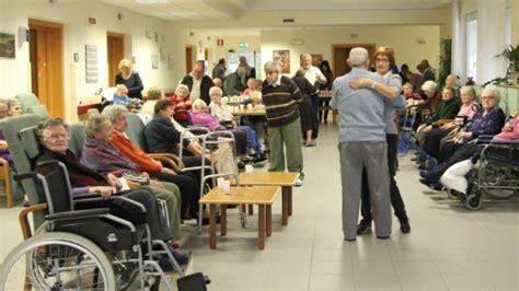 la casa di riposo riposo uecoop un posto letto per 41 anziani