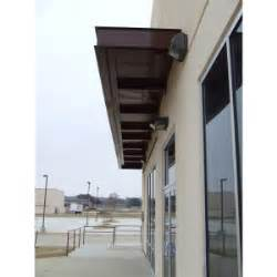 victory awnings industrial canopies and shelters commercial metal products victory awning sweets
