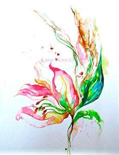 watercolor tattoo norge i might do a paint splatter as well i like that