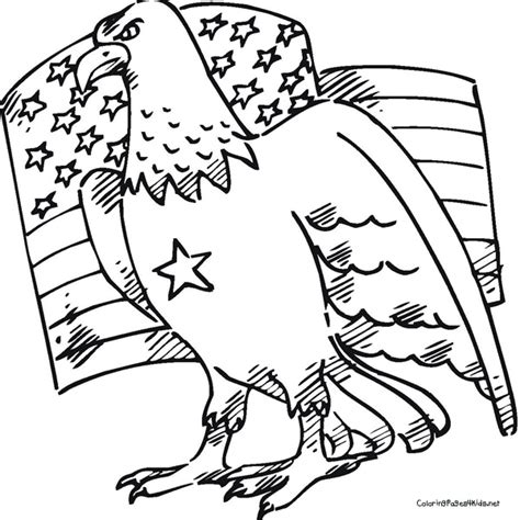 american flag and eagle coloring page eagle coloring pages bird coloring pages animals