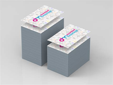 deck business card holder template raellyn hatter business card stack mockup free psd at