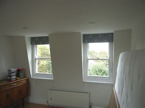 Dormer Window Coverings Blackout Blinds On Dormer Windows Crouch End