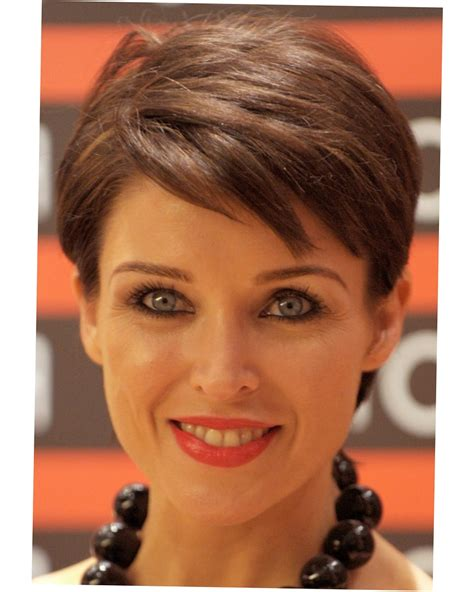 short off face hairstyles hairstyles for women over 60 with round face