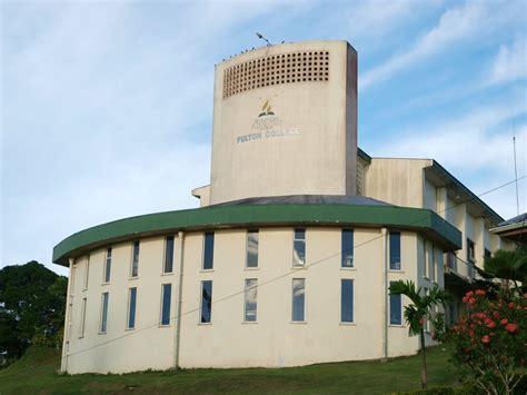Futon College panoramio photo of fulton college in fiji