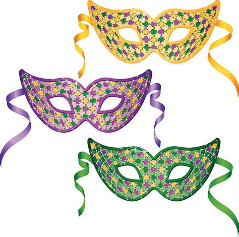 Mardi Gras Masks Clip by Royalty Free Mardi Gras Mask Clip Vector Images
