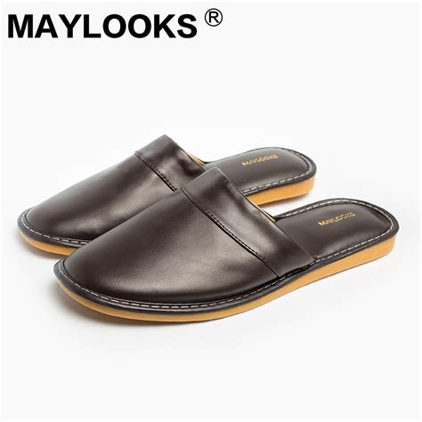 luxury house shoes popular luxury mens slippers buy cheap luxury mens slippers lots from china luxury