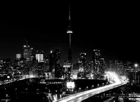 toronto skyline black and white wallpaper toronto skyline le b w i kind of like this one better