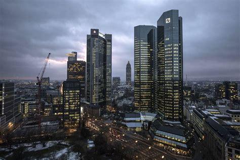 frankfurt deutsche bank tower deutsche bank clings to billionaires to maintain a