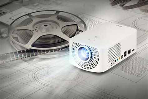 Led Projector Lg Pw800 lg marks led projector leadership with new portable projectors lg newsroom