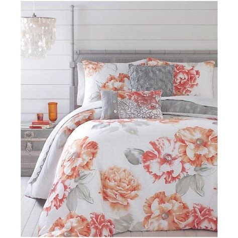 jessica simpson bedding jessica simpson golden peony comforter set king featuring