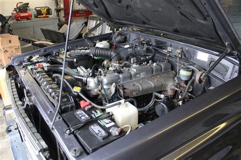 Toyota 2h Engine 77k Mile 1987 Toyota Land Cruiser Hj60 Diesel Bring A