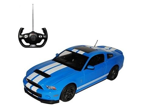 rastar 1 14 official ford mustang shelby gt500 remote