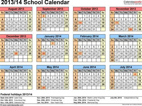 2013 Calendar 2014 Word Template