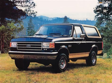 how does cars work 1990 ford bronco free book repair manuals 1990 eddie bauer edition ford bronco classic workhorses ford bronco ford and cars