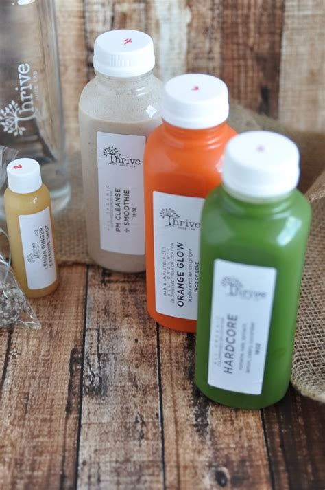Thrive Detox by Thrive Juice Lab Cleanse Oc Oc