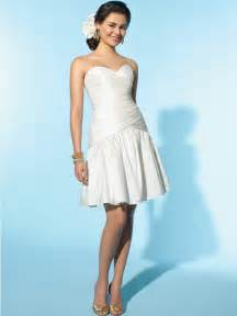Short casual wedding dresses styles of wedding dresses