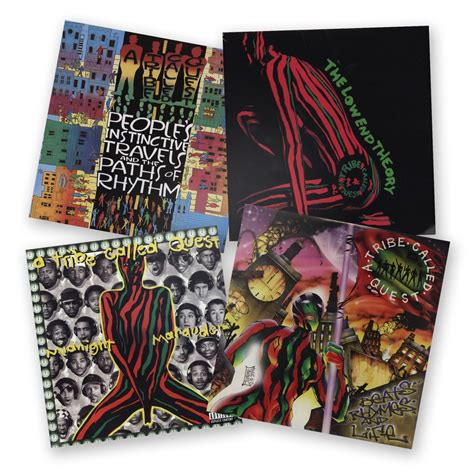 Vintage Story Bundle Sale Sz09 a tribe called quest classic albums hhv de bundle vinyl 4xlp 2012 us reissue hhv de