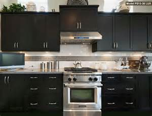 Kitchen Cabinet Hoods by Ps13 30 Lux Under Cabinet Range Hood