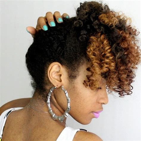 Hairstyles For Medium Hair Curly Hair Without Heating by 50 Updos For Hair