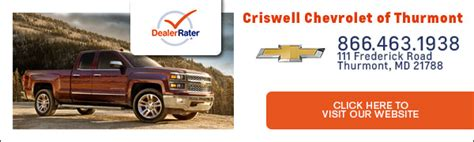criswell chevrolet thurmont criswell chevrolet of thurmont employees