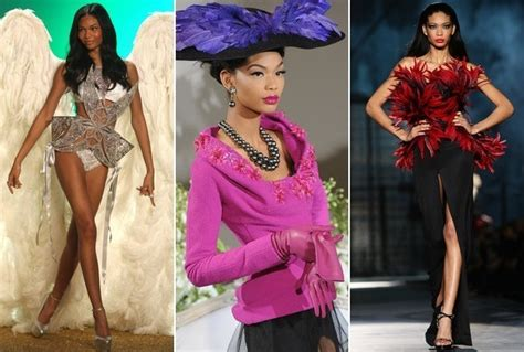 chanel iman tall how tall is chanel iman model