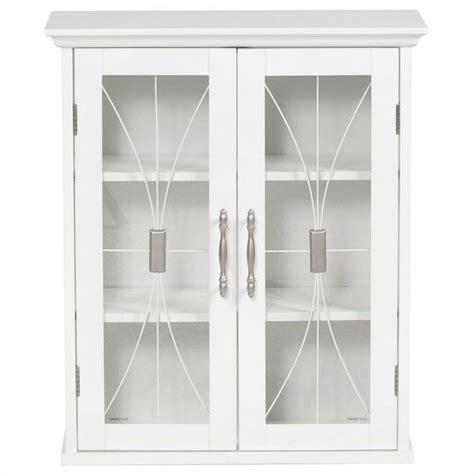 2 door bathroom wall cabinet 2 door wall cabinet in white 7930