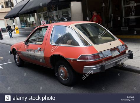 Pacer Auto by Amc Pacer Car In Need Of Paint Portland Oregon Or Usa