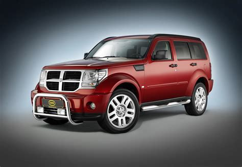dodge nitro cobra technology lifestyle exclusive accessories for the