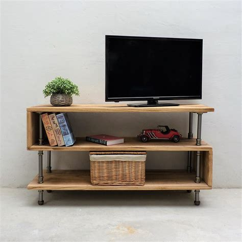 industrial chic console table houston industrial chic console table