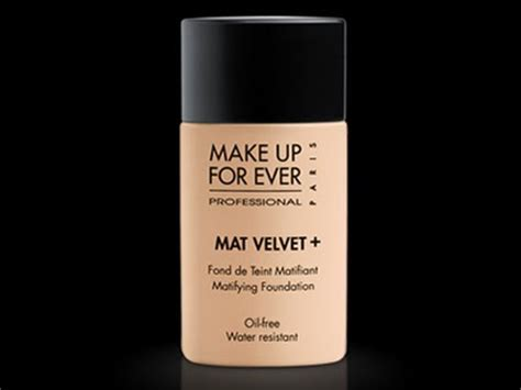 make up forever mat velvet foundation review and demo