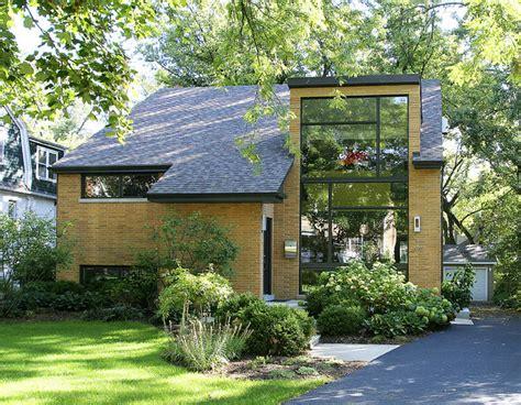 Small Contemporary Kitchens Design Ideas glen ellyn addition contemporary exterior chicago