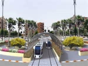 city möbel sidi bel abbes tramway 17 5 km completed