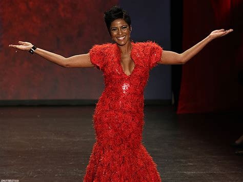 recent photos of tameron halls wardrobe on today show watch tamron hall leaves today and donates her wardrobe