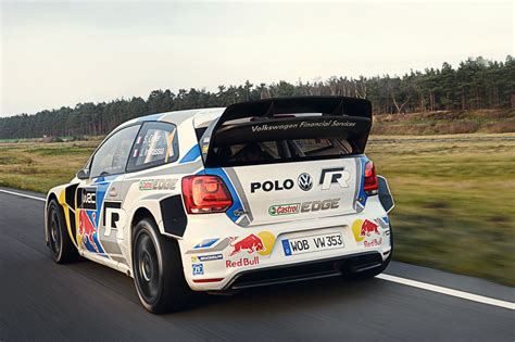 best rally car vs the world s best rally car driving the vw polo wrc