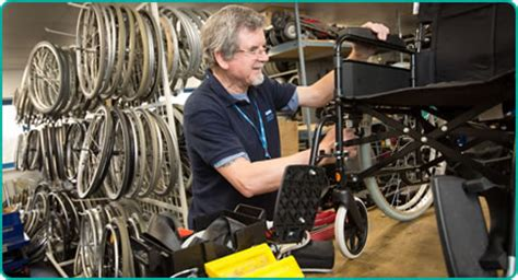 Wheel Chair Repair by Wheelchair Repair Cheltenham Gloucester