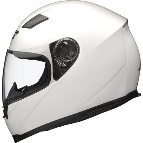 white motocross helmets shox sniper solid acu approved plain white motorcycle