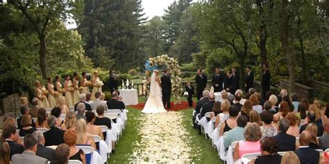 small garden wedding venues nj the skylands manor at the new jersey botanical gardens weddings