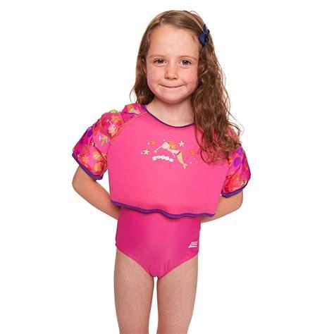 swim vest zoggs mermaid flower water wing swim vest swimbabes
