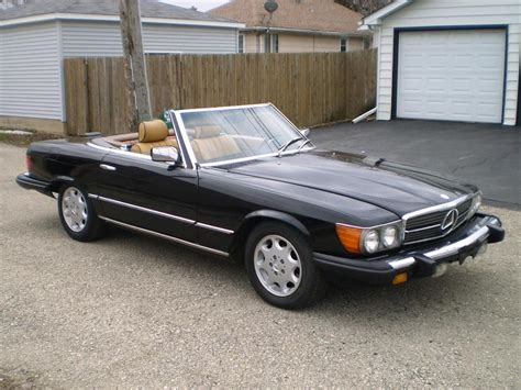 1985 mercedes benz 560sl