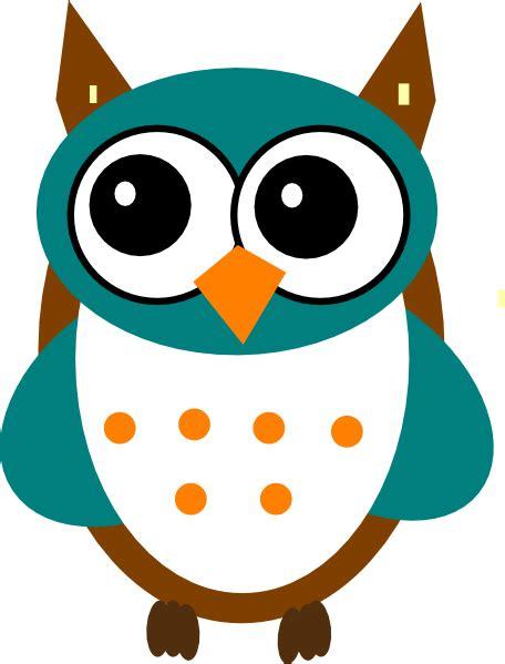 Animasi Burung Hantu Owl Bird blue owl clip clipart best