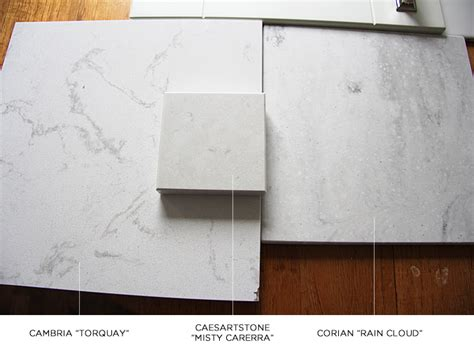 3 counter alternatives to carrara marble lindsay stephenson