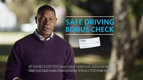 dennis haysbert geico car insurance accident forgiveness and safe driver checks